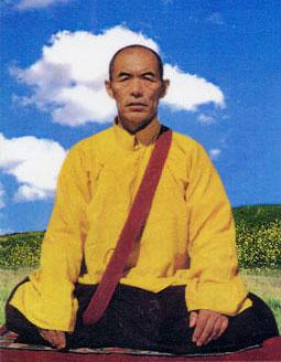 Kyabje Nyoshul Khenpo Rinpoche